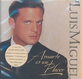 AMARTE ES UN PLACER BY MIGUEL,LUIS (CD)